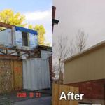 before and after home restoration