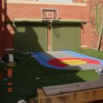 sports court remodel