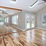 interior wooden floor remodel